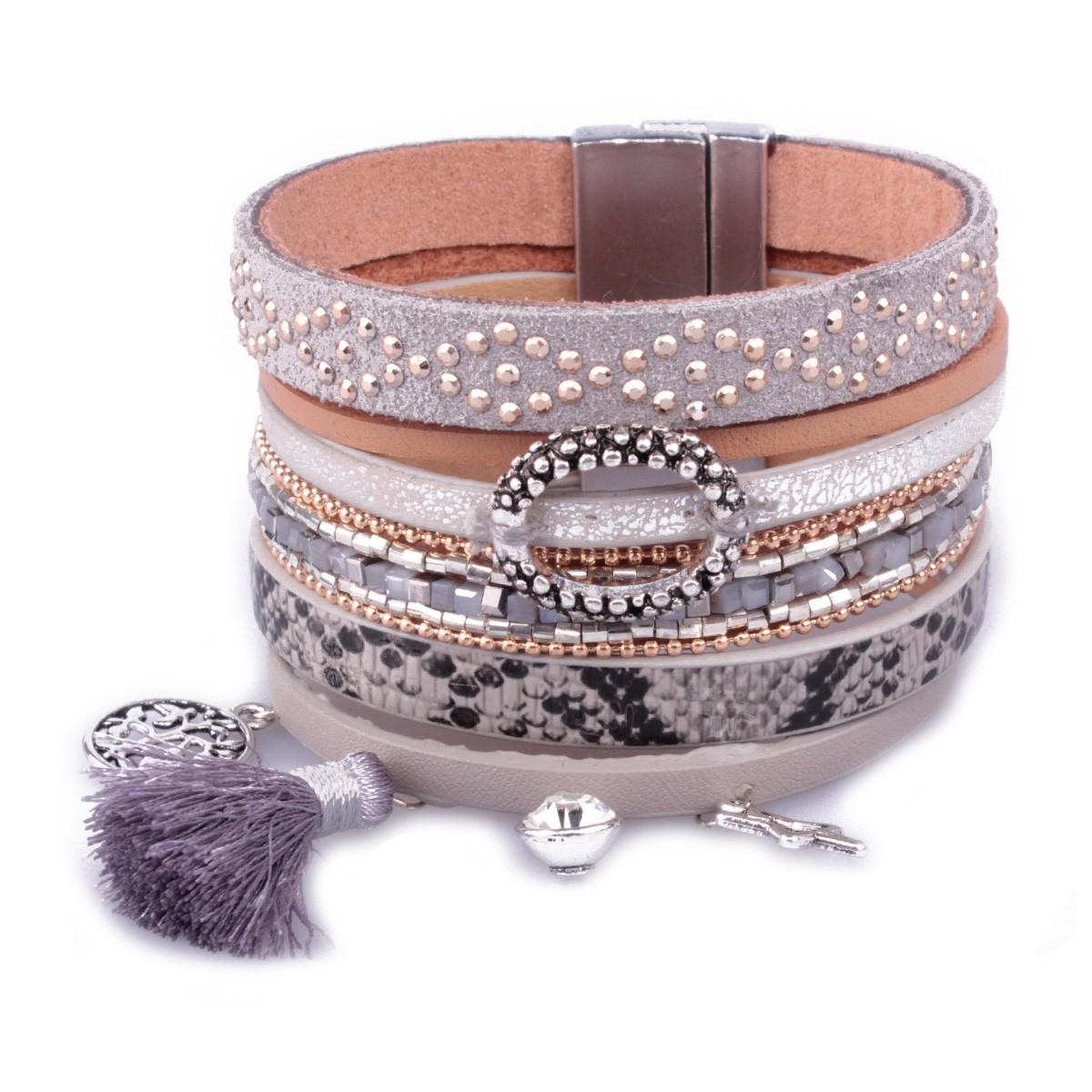 bracelet fantaisie femme pas cher tendance orignal. Black Bedroom Furniture Sets. Home Design Ideas