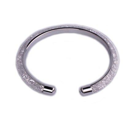Bracelet Lolilota Anneau argent et strass Festis