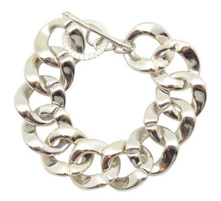 Bracelet Lolilota Maillons larges argent